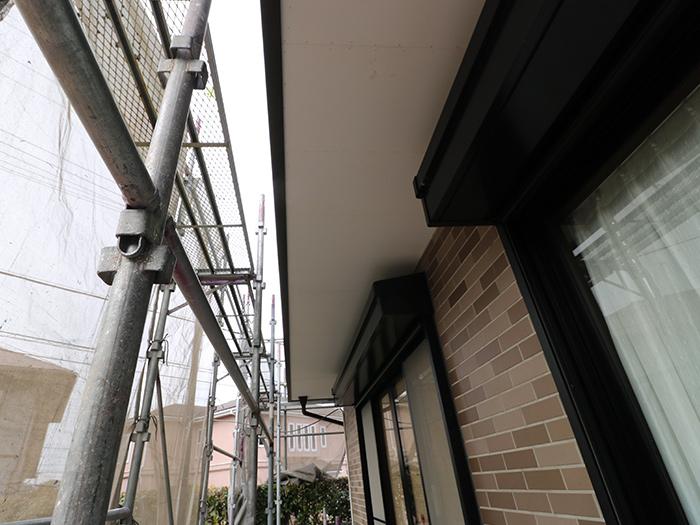 神戸市西区 U様邸【バルコニーの修繕】 の工事中画像4