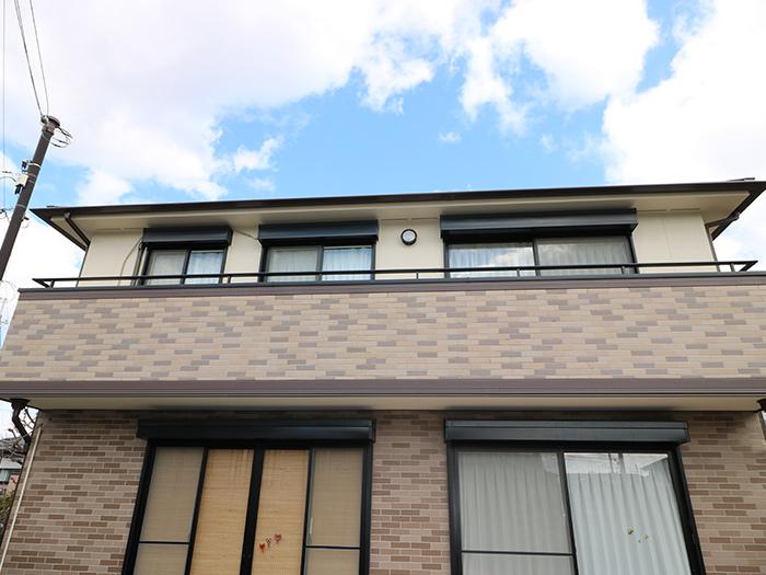 神戸市西区 U様邸【バルコニーの修繕】 のアフター画像4