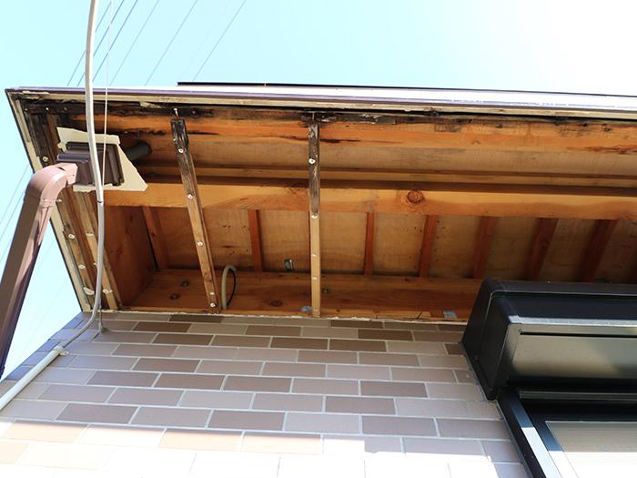 神戸市西区 U様邸【バルコニーの修繕】 のビフォー画像3