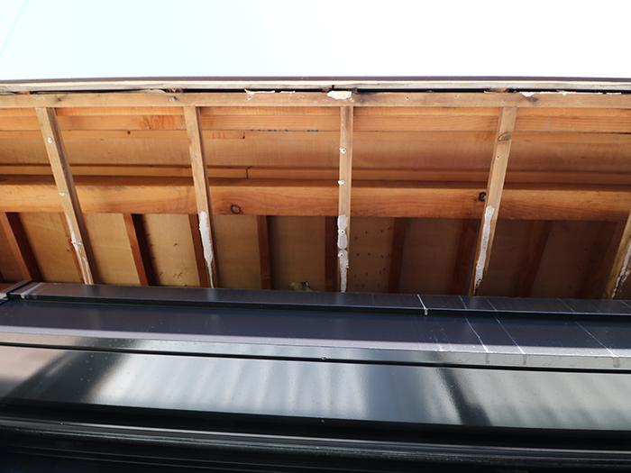 神戸市西区 U様邸【バルコニーの修繕】 のビフォー画像4
