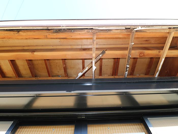 神戸市西区 U様邸【バルコニーの修繕】 のビフォー画像5