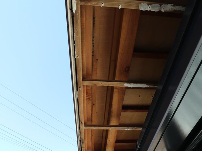 神戸市西区 U様邸【バルコニーの修繕】 のビフォー画像6