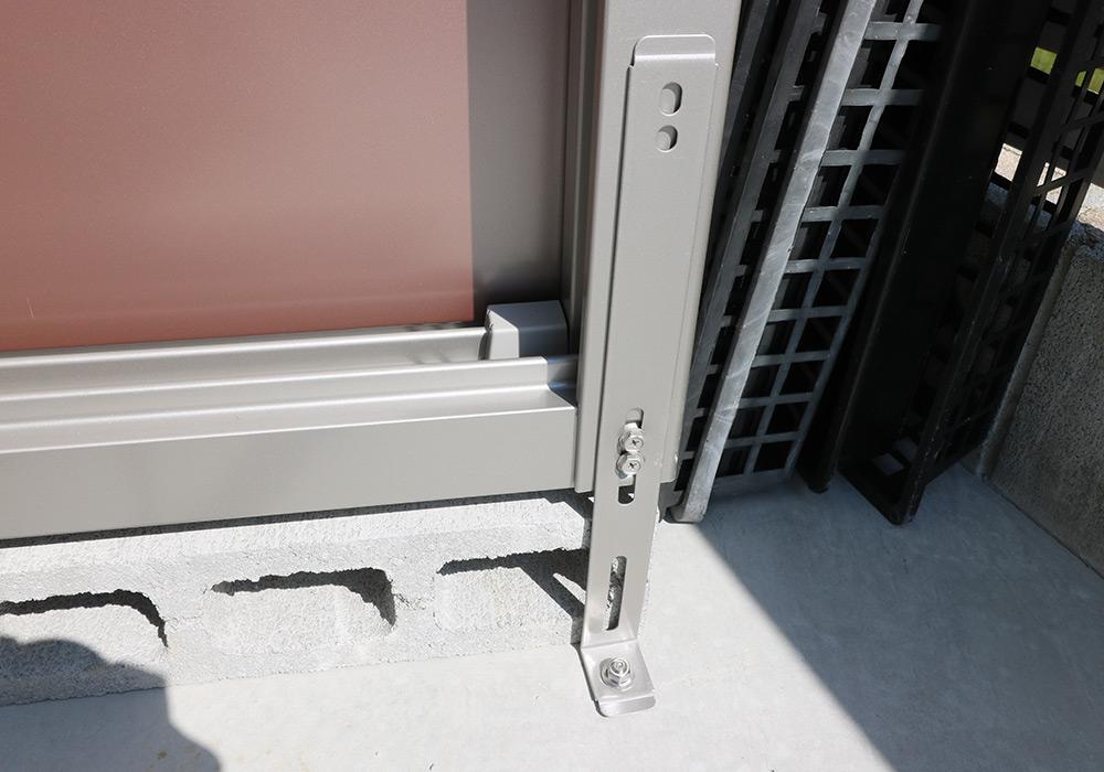 神戸市垂水区 T様邸【フェンスの修繕・物置の交換】 のアフター画像5