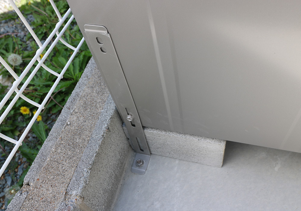 神戸市垂水区 T様邸【フェンスの修繕・物置の交換】 のアフター画像6
