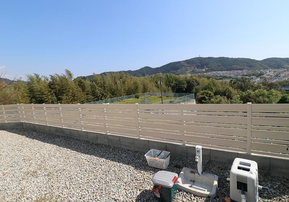 神戸市垂水区 T様邸【フェンスの修繕・物置の交換】 のアフター画像7