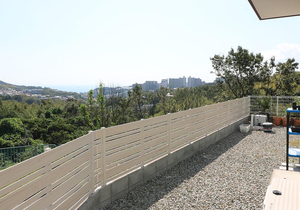 神戸市垂水区 T様邸【フェンスの修繕・物置の交換】 のアフター画像2