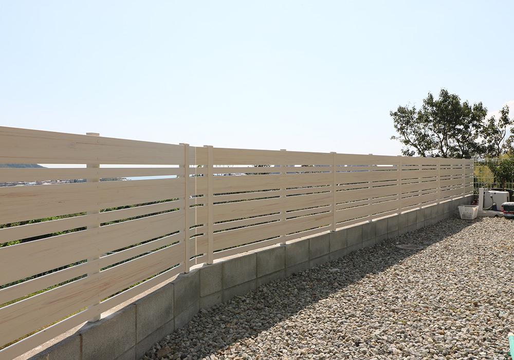 神戸市垂水区 T様邸【フェンスの修繕・物置の交換】 のアフター画像4