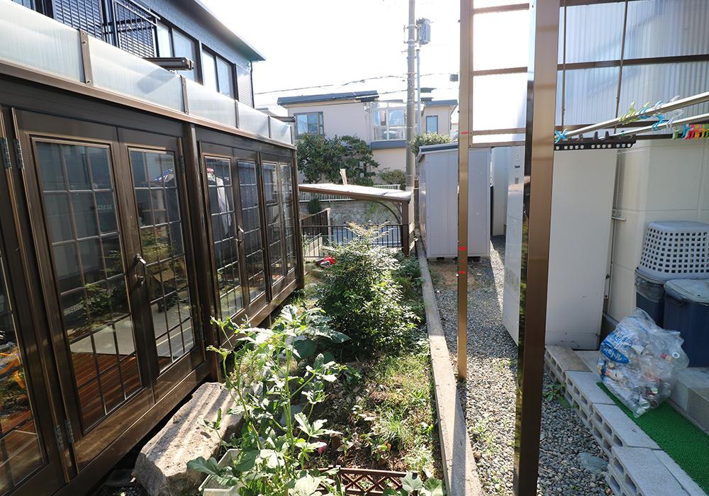 神戸市垂水区 I様邸【フェンスの修繕】 のビフォー画像3