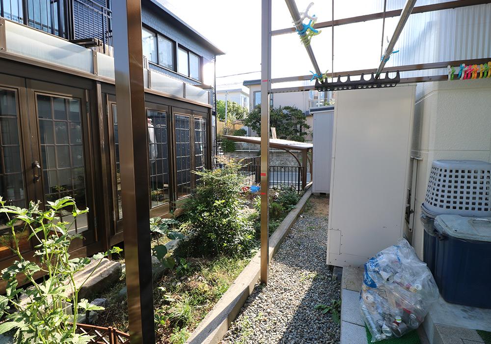 神戸市垂水区 I様邸【フェンスの修繕】 のビフォー画像4