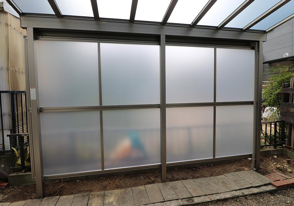三木市 A様邸【カーポート・テラス屋根の修繕】 のアフター画像6