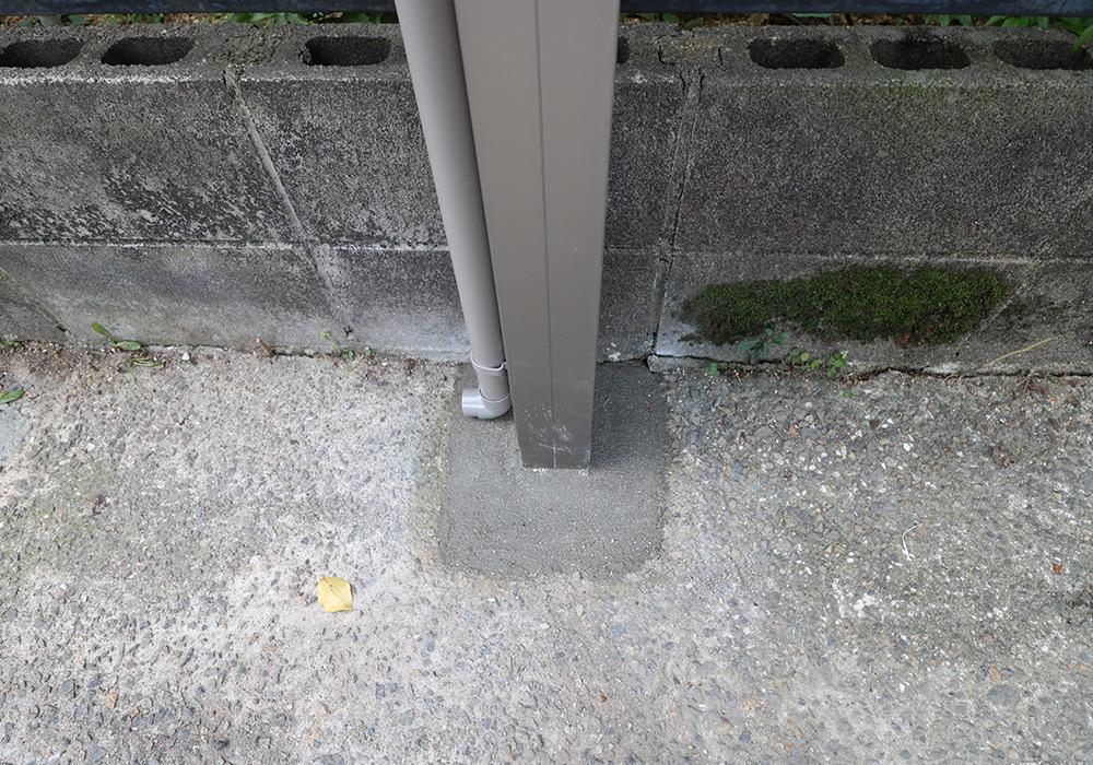三木市 A様邸【カーポート・テラス屋根の修繕】 のアフター画像8
