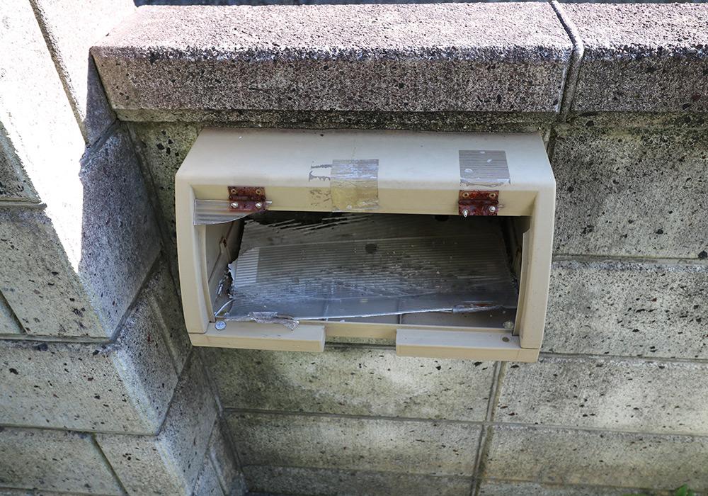 三木市 A様邸【カーポート・テラス屋根の修繕】 のビフォー画像5