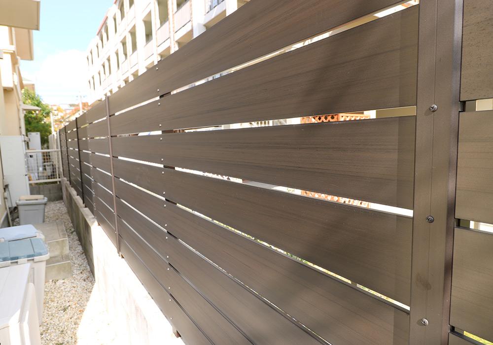 神戸市須磨区 M様邸【フェンスの修繕】 のアフター画像6