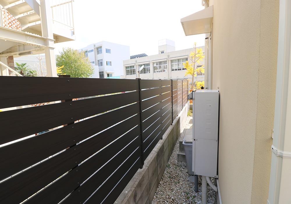 神戸市須磨区 M様邸【フェンスの修繕】 のアフター画像1