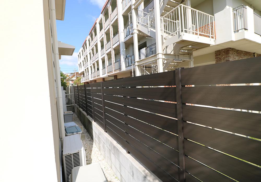 神戸市須磨区 M様邸【フェンスの修繕】 のアフター画像2