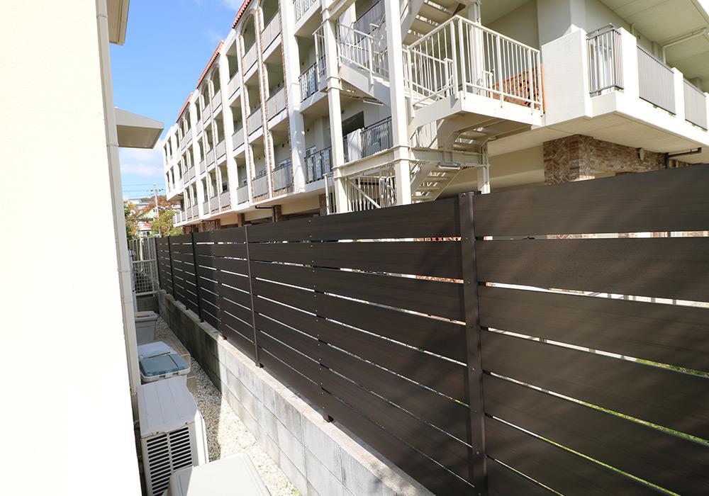 神戸市須磨区 M様邸【フェンスの修繕】 のアフター画像4