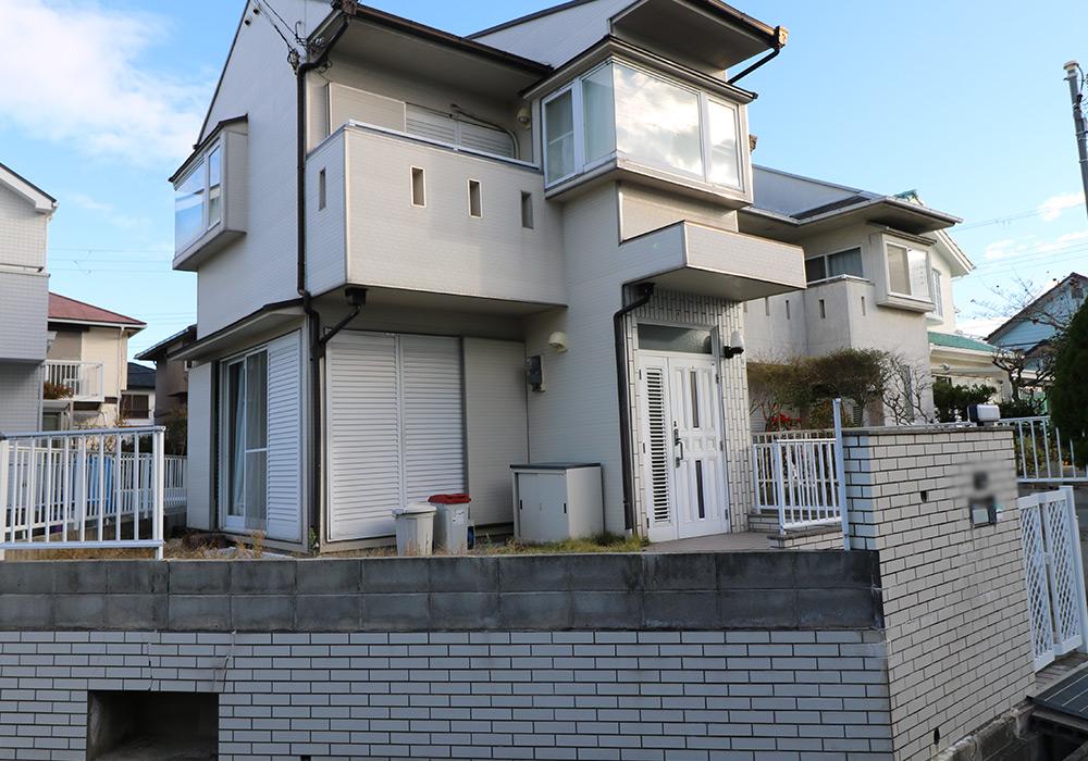 神戸市垂水区 N様邸【フェンスの修繕】 のビフォー画像1