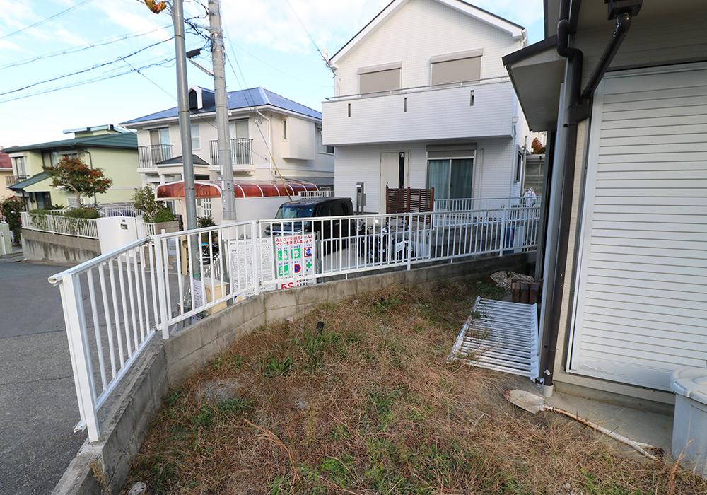 神戸市垂水区 N様邸【フェンスの修繕】 のビフォー画像2