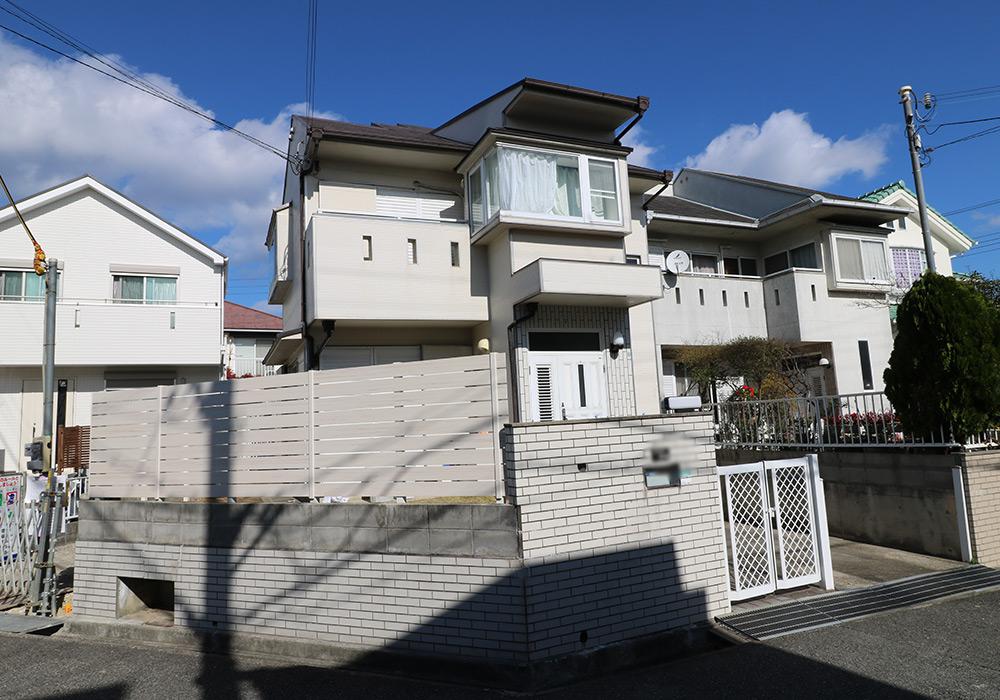 神戸市垂水区 N様邸【フェンスの修繕】 のアフター画像3