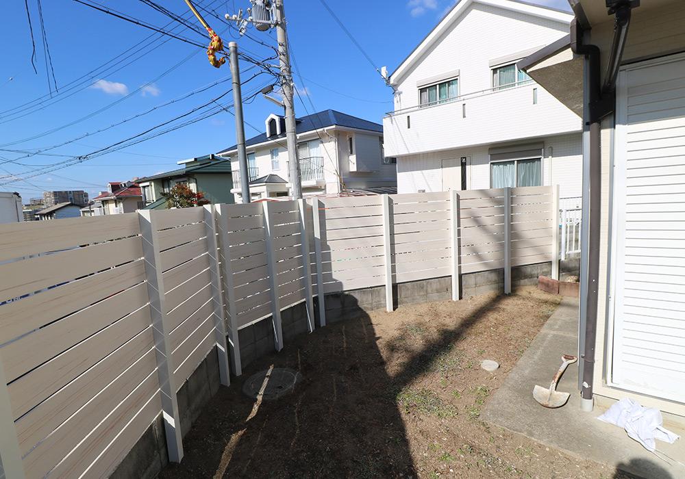 神戸市垂水区 N様邸【フェンスの修繕】 のアフター画像5