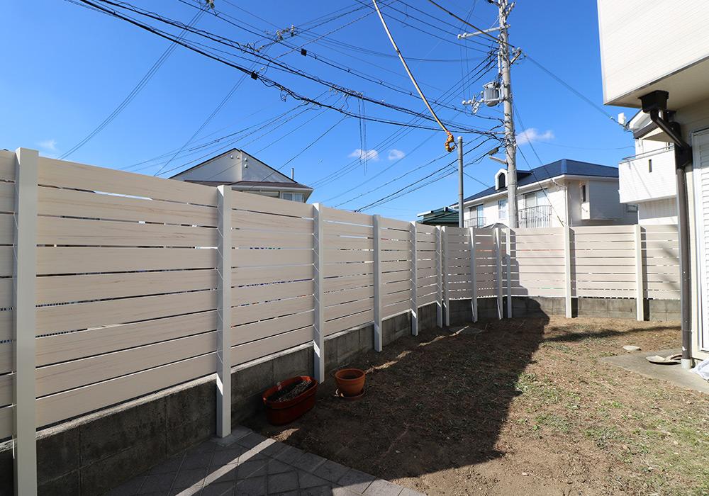 神戸市垂水区 N様邸【フェンスの修繕】 のアフター画像6