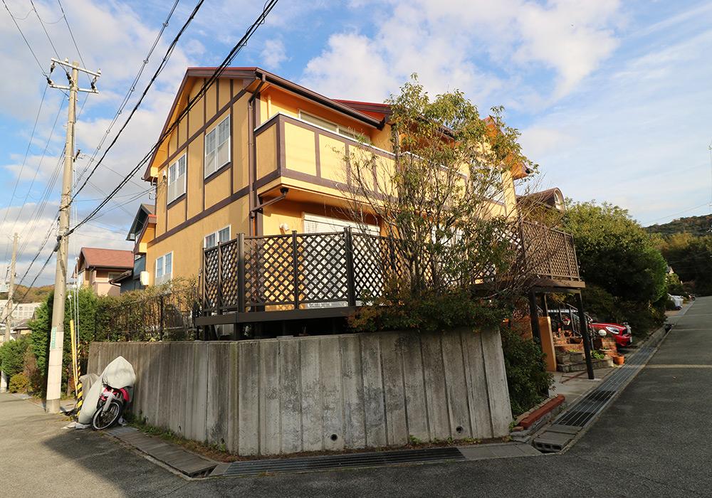 神戸市須磨区 Y様邸【ウッドデッキの修繕】 のアフター画像3