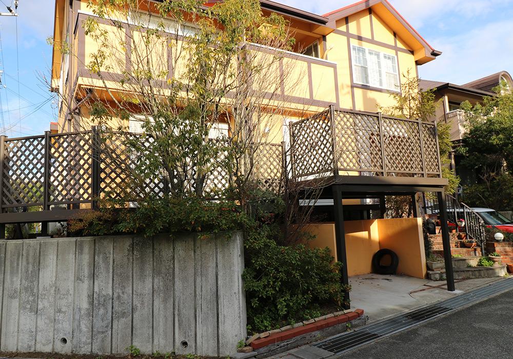 神戸市須磨区 Y様邸【ウッドデッキの修繕】 のアフター画像4