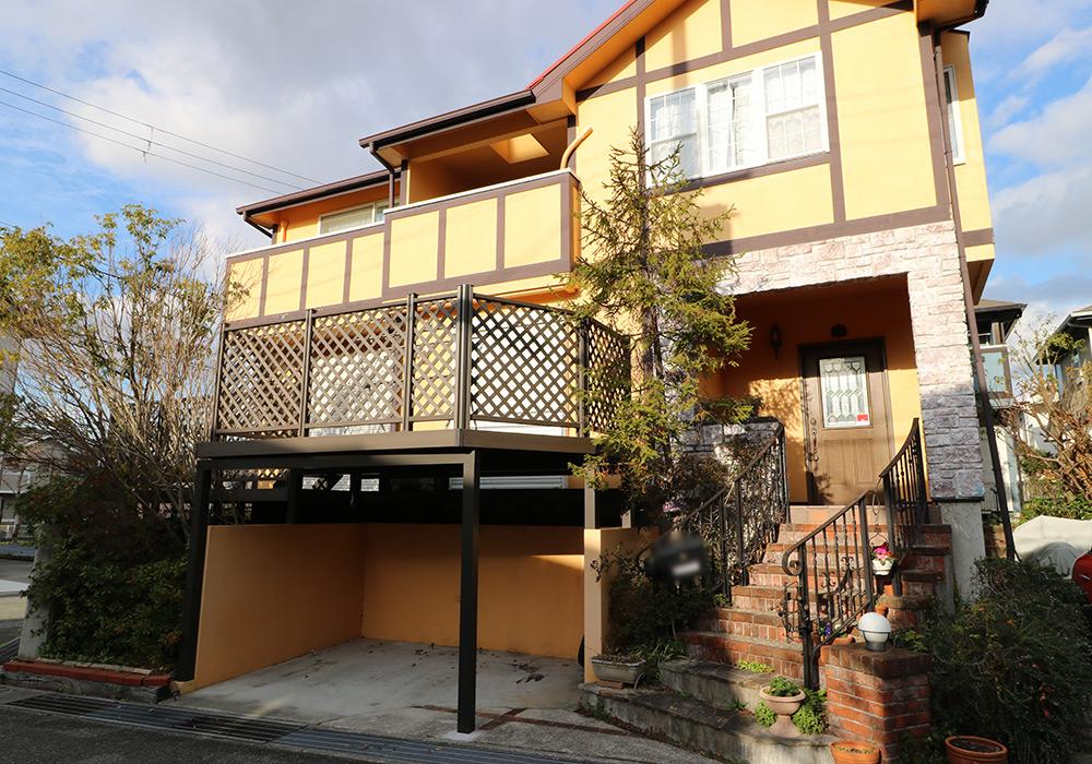 神戸市須磨区 Y様邸【ウッドデッキの修繕】 のアフター画像10