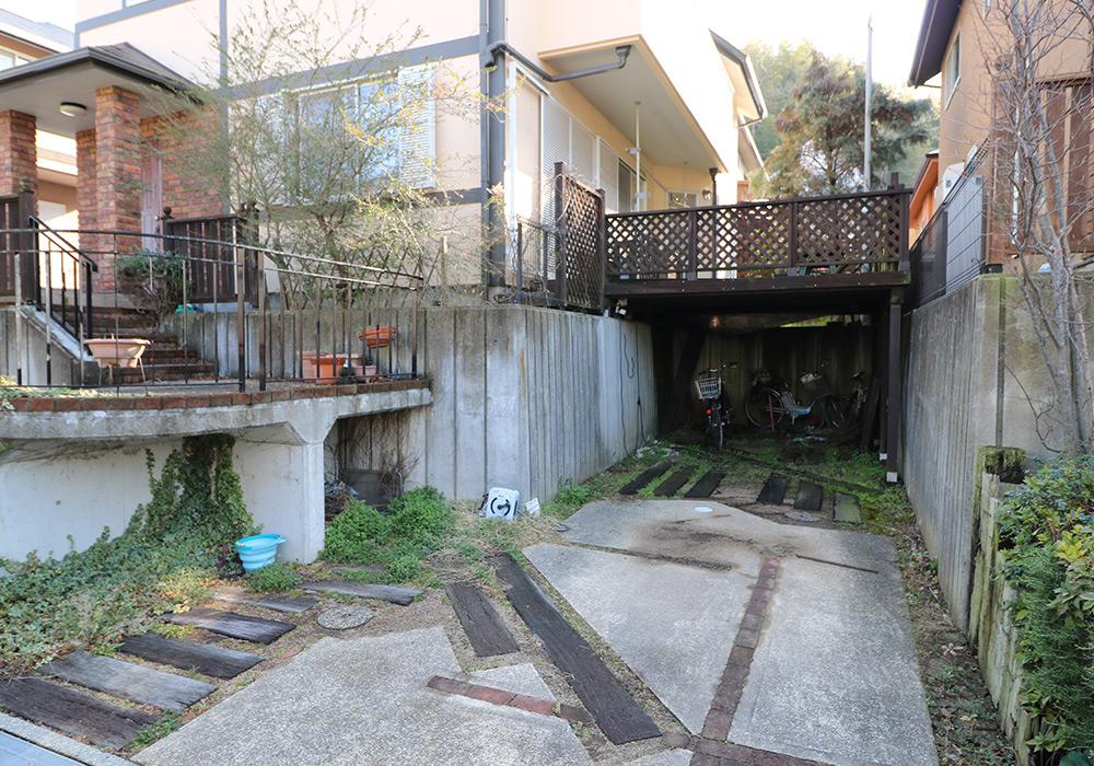 神戸市須磨区 Y様邸【ウッドデッキの修繕】 のビフォー画像3