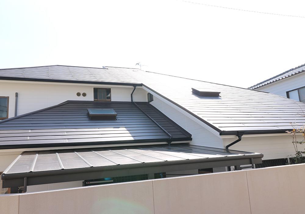 神戸市垂水区 I様邸【屋根・外壁の修繕】 のアフター画像1