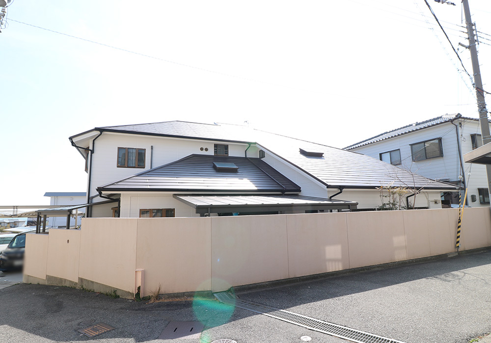 神戸市垂水区 I様邸【屋根・外壁の修繕】 のアフター画像3