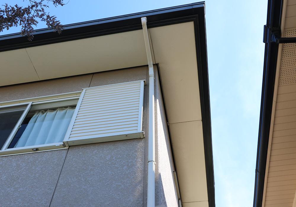 神戸市西区 T様邸【雨樋・伸縮門扉】 のアフター画像4