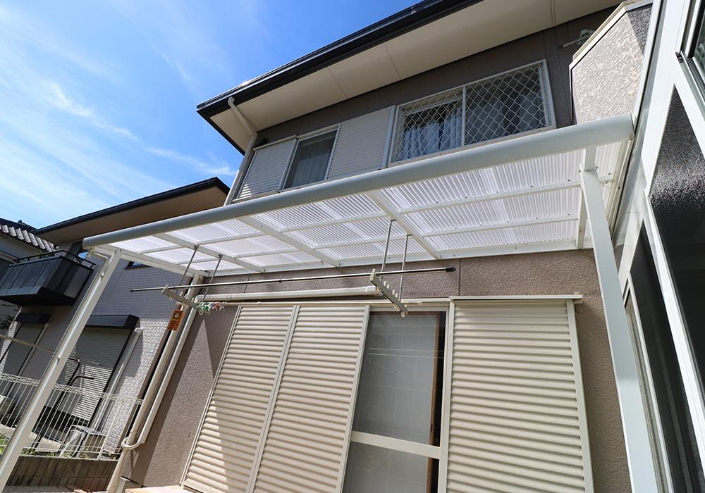 神戸市西区 T様邸【雨樋・伸縮門扉】 のアフター画像6
