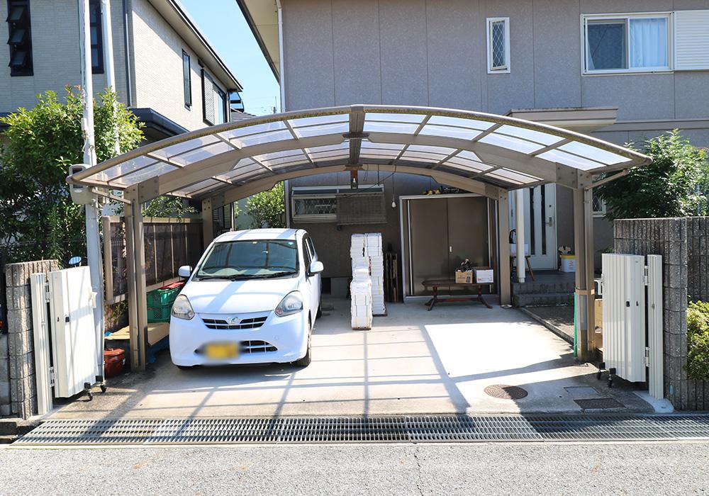 神戸市西区 T様邸【雨樋・伸縮門扉】 のアフター画像8