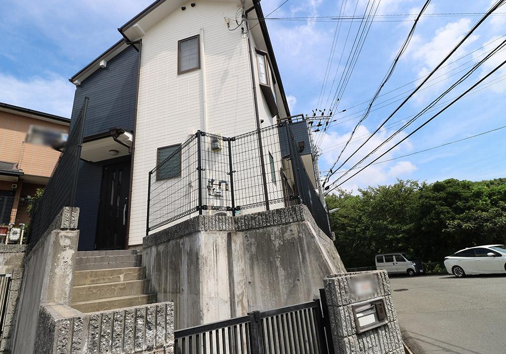 神戸市垂水区 B様邸【フェンスの修繕】 のアフター画像5