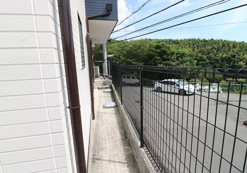 神戸市垂水区 B様邸【フェンスの修繕】 のアフター画像8