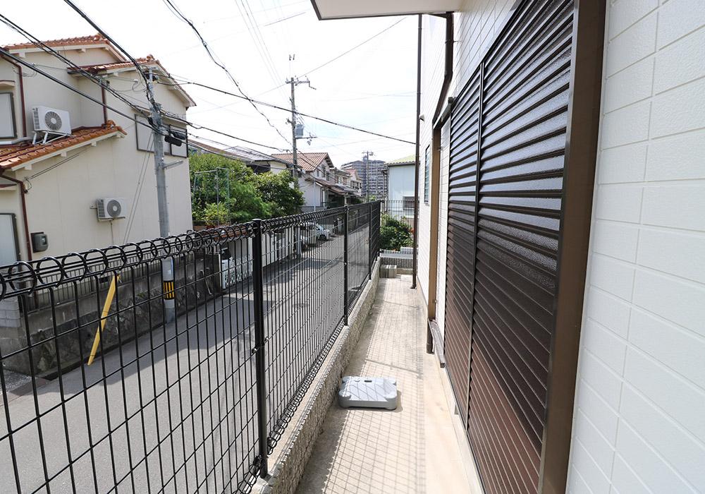 神戸市垂水区 B様邸【フェンスの修繕】 のアフター画像9