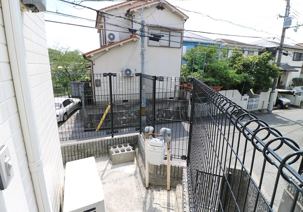 神戸市垂水区 B様邸【フェンスの修繕】 のアフター画像10