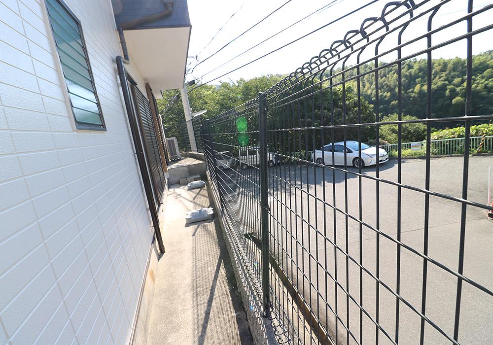 神戸市垂水区 B様邸【フェンスの修繕】 のビフォー画像6